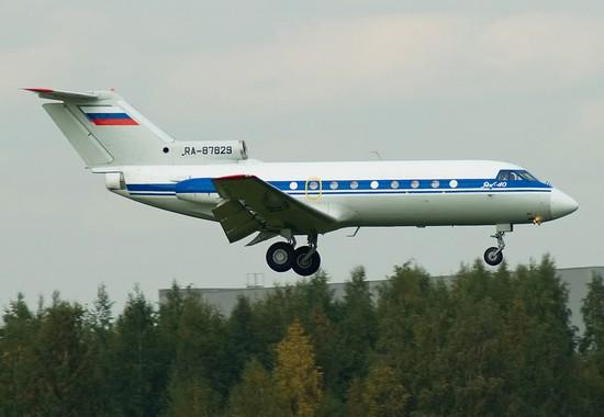 Самолет авиакомпании Аяна